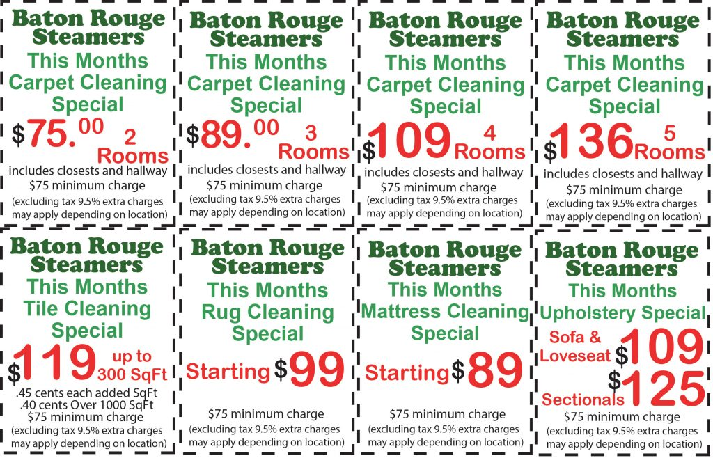 Carpet Cleaning Baton Rouge Amp Hammond Area 3 Areas 89